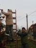 Karácsonyfa állítás és díszités 2011_14