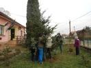 Karácsonyfa állítás és díszités 2011_18