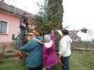 Karácsonyfa állítás és díszités 2011_3