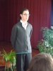 Az iskolások a Csaladi kör cimü verset szavalták el